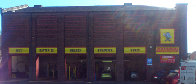 National Tyres and Autocare - Glasgow (Alexandra Parade G31) branch