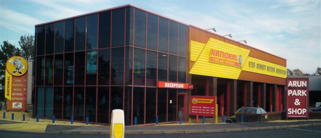 National Tyres and Autocare - Bognor Regis branch