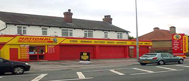 National Tyres and Autocare - Farnborough branch