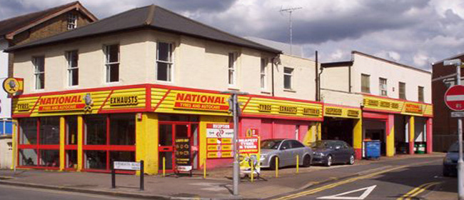 National Tyres and Autocare - Kingston-Upon-Thames (Penrhyn Road KT1) branch