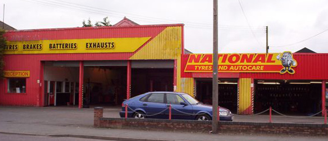 National Tyres and Autocare - Braintree branch