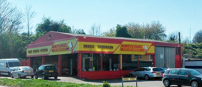 National Tyres and Autocare - Strood branch