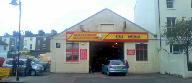 National Tyres and Autocare - Douglas (I.O.M) branch