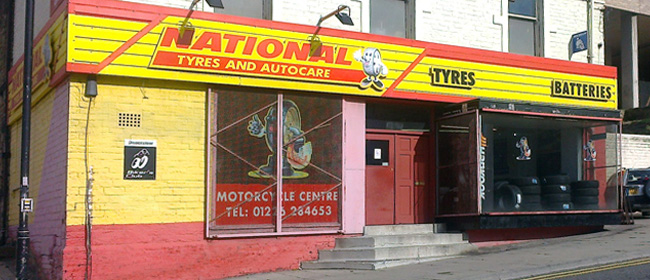 National Tyres and Autocare - Barnsley branch
