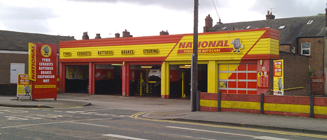 National Tyres and Autocare - Denton branch