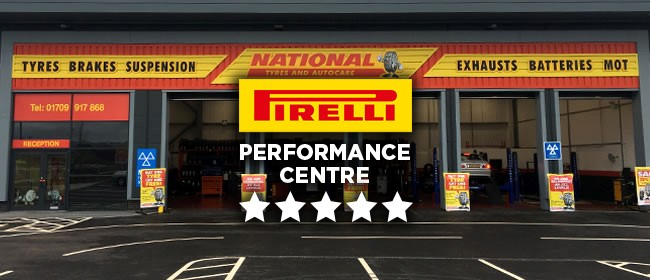 National Tyres and Autocare - Rotherham branch