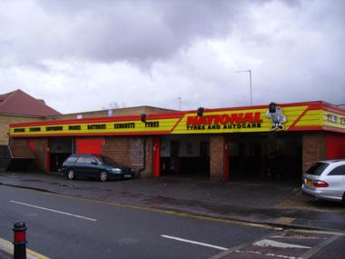 National Tyres and Autocare - Slough (Elmshott Lane SL1) branch