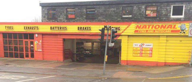 National Tyres and Autocare - Dundee (Broughty Ferry DD5) branch