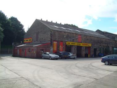 National Tyres and Autocare - Lancaster branch