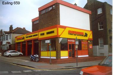 National Tyres and Autocare - Ealing branch