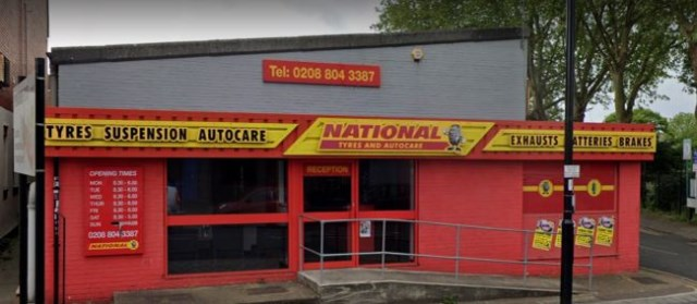 National Tyres and Autocare - Enfield (High St EN3) branch