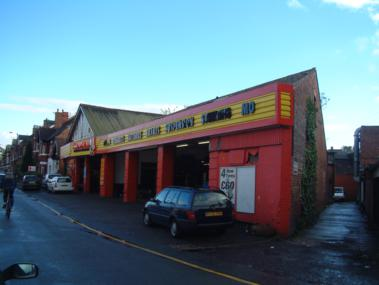 National Tyres and Autocare - Manchester (Urmston M41) branch