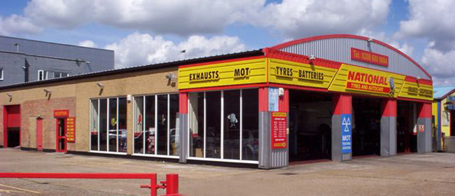 National Tyres and Autocare - Croydon (596 Purley Way CR0) branch