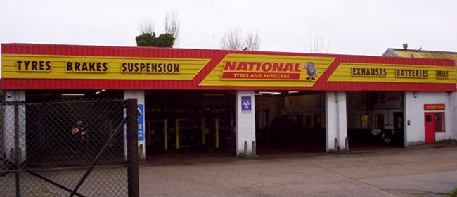 National Tyres and Autocare - Orpington  branch