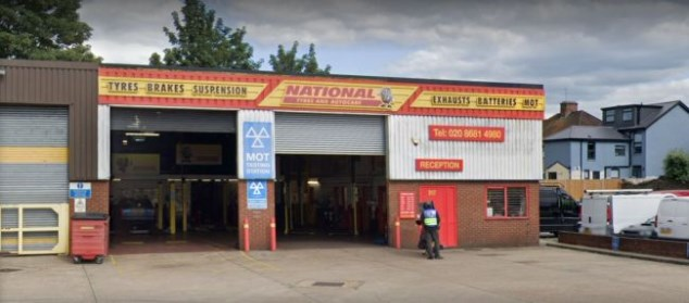 National Tyres and Autocare - Croydon (317 Purley Way CR0) branch