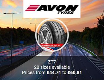 Avon Tyres ZT7