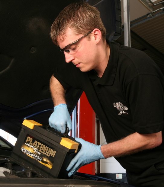 Battery Replacement for cars