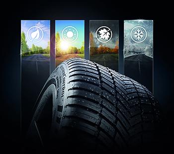 Bridgestone Weather Control A005 Tyre