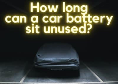 car battery idle