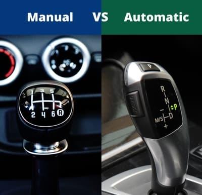manual v automatic