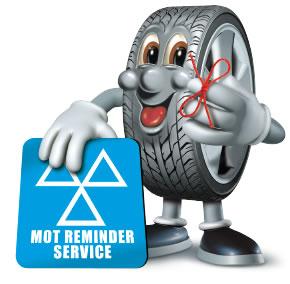 MOT Reminder Service