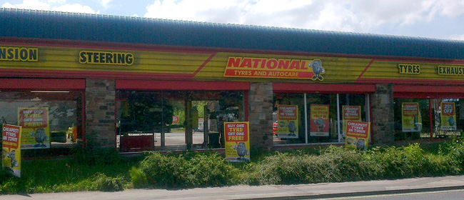 Vehicle Servicing At National Tyres and Autocare