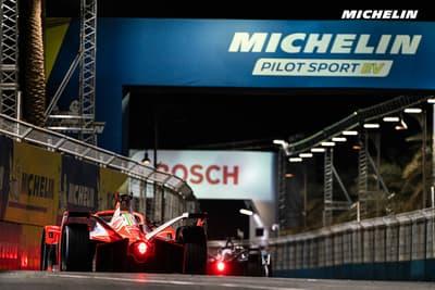 The new Michelin Pilot Sport EV
