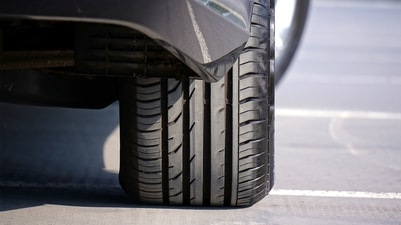 What can cause excessive or uneven tyre wear?