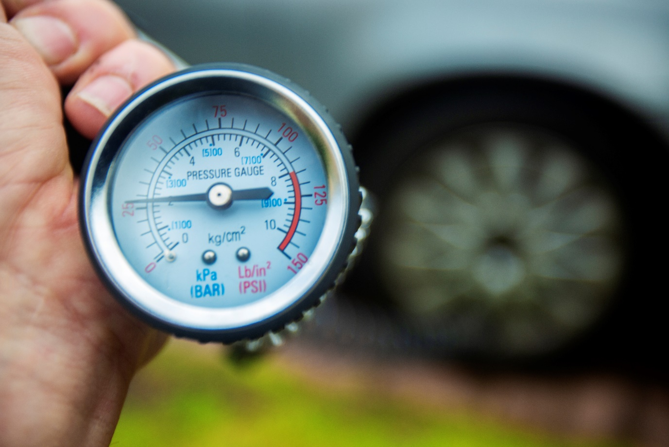 Tyre Pressures - Blog