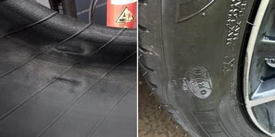 tyre condition