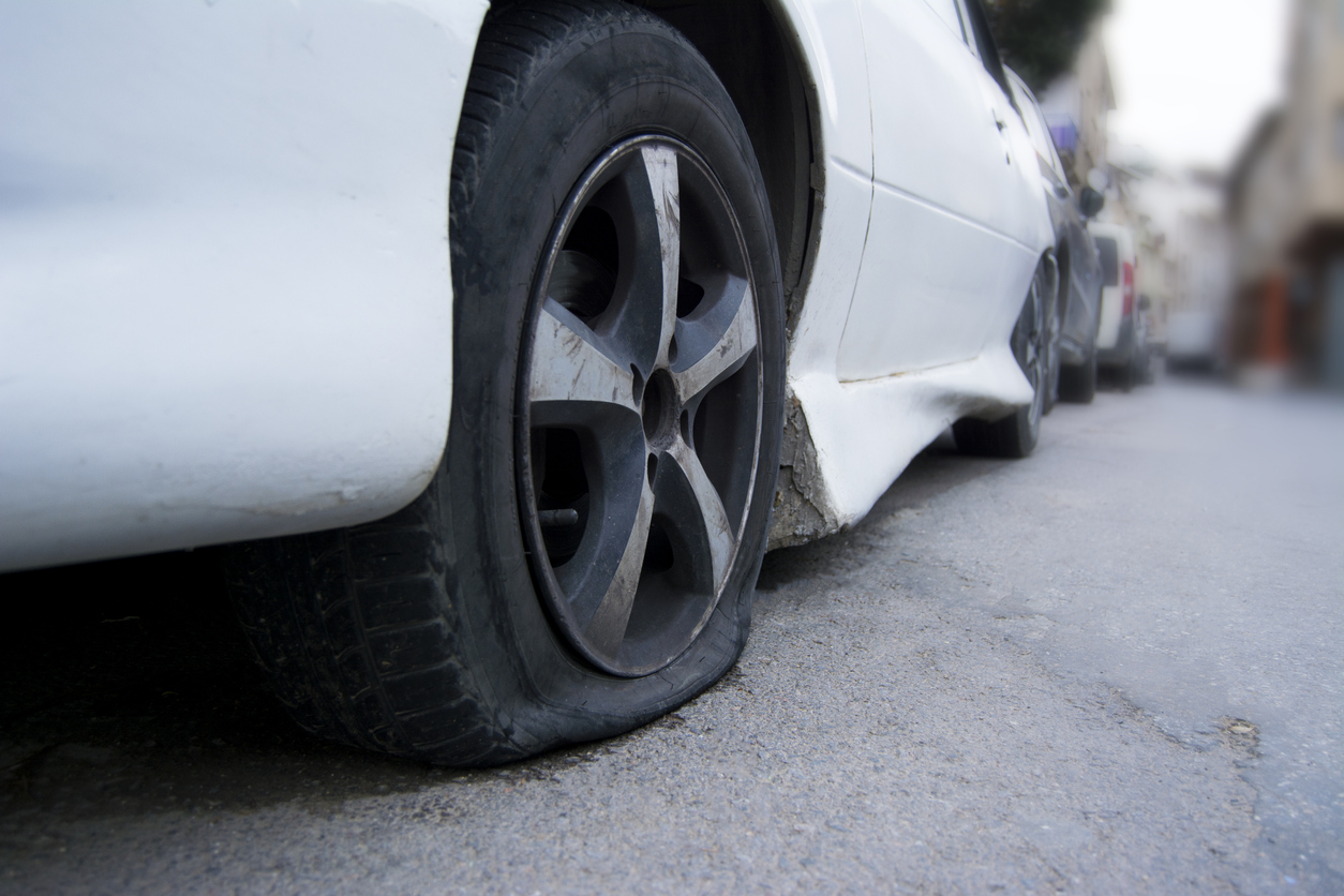 5 reasons tyre pressure can drop