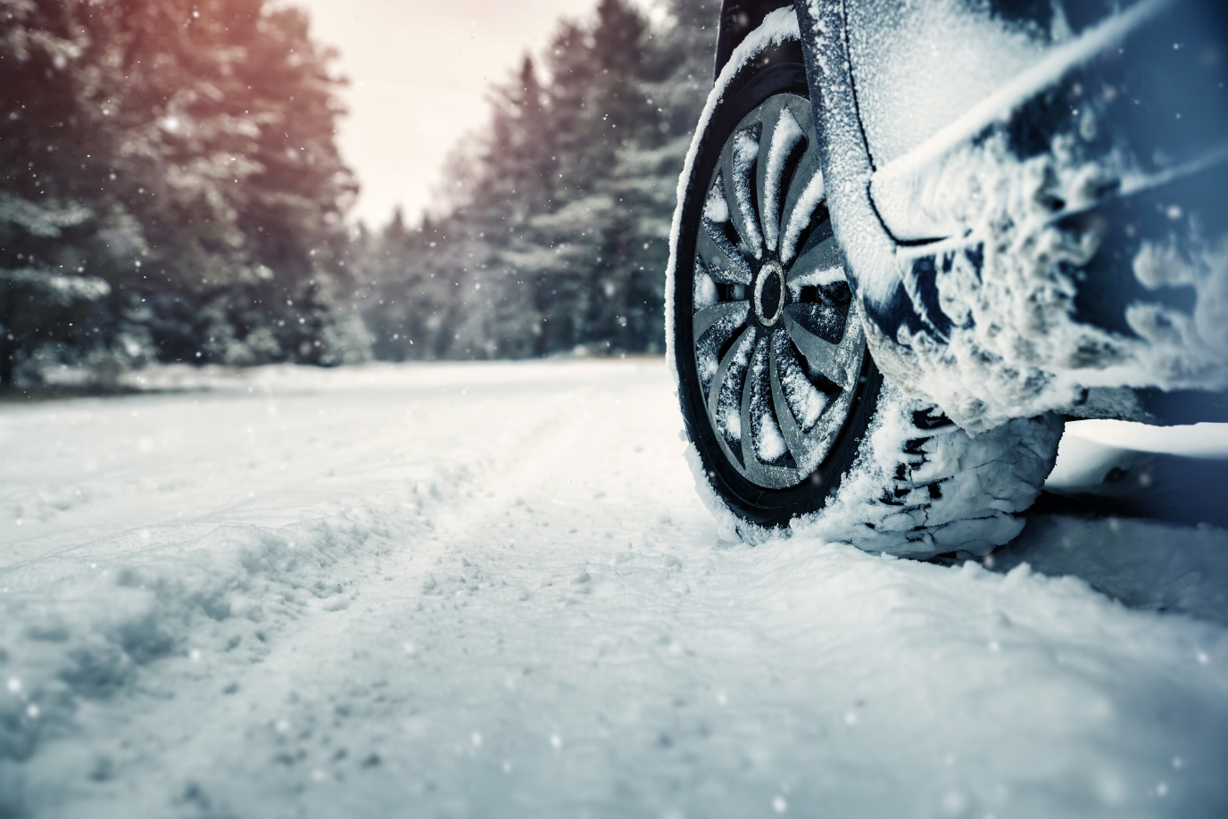Can weather or temperature affect tyre pressure?