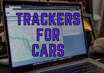 Trackers for cars