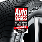 Continental AllSeasonContact tyres