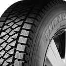Bridgestone Blizzak WS-80 tyres