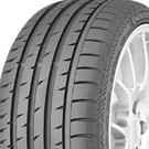 Continental ContiSportContact 3 tyres