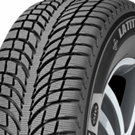 Michelin Latitude Alpin tyres