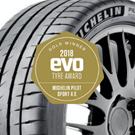 Michelin Pilot Sport 4S tyres