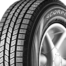 Pirelli Scorpion Ice & Snow tyres