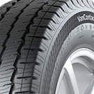 Continental VanContact A/S tyres